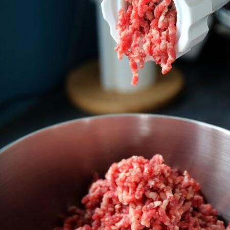 100# Grass-fed Burger Bundle